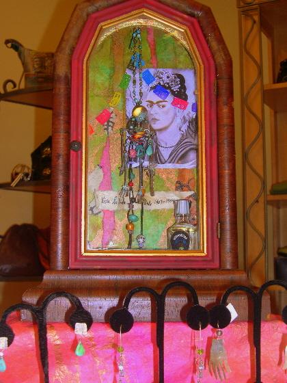 Frida Altar