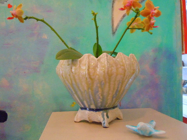 Eggerman vase