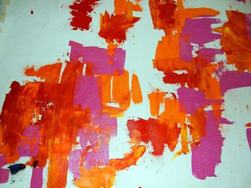 Painting process 5