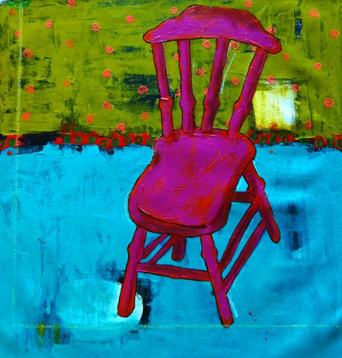 Pink chair 640