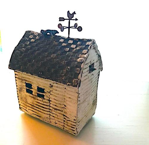 Clay barn